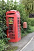 Image for Red Telephone box - Orton on the Hill, Leicestershire, CV9 3NN
