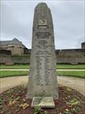 Image for Mémorial des marins du Narval - Brest - France