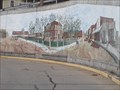 Image for The West Rush Historic Mural - Harrison AR