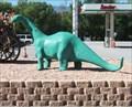 Image for Dino the Sinclair Dinosaur - Alamo, NV