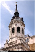 Image for Steeple of St. Magnus the Martyr Church (City of London)