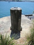 Image for Mrs. Macquarie's Point Trig Point - Sydney, NSW