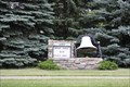 Image for Union Methodist Church bell -- Sherwood ND