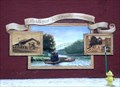 Image for Erie Canal Mural  -  Middleport, NY