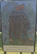 Image for Hugglescote Bear Mosaic - Hugglescote, Leicestershire