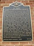 Image for St. John African Methodist Church (NC-167) - Newark, DE