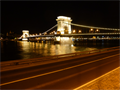 Image for The Széchenyi Chain Bridge - Budapest, Hungary