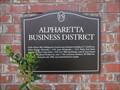 Image for Alpharetta Business District  # 15 - Alpharetta, GA.