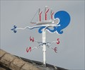 Image for Jersey Maritime Museum Weathervane - St. Helier, Jersey, Channel Islands