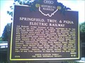 Image for Springfield, Troy, & Piqua Electric Railway - Marker #5-12