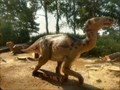 Image for Walking iguanodon - Mardorf, Germany
