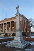 Image for Lonoke Confederate Monument -- Lonoke AR