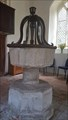 Image for Baptism Font - St Mary - Flowton, Suffolk