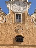 Image for Le cadran solaire du Palais des gouverneurs - Bastia - France