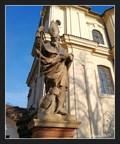 Image for Saint Augustine of Hippo (Svatý Augustin) - Lysá nad Labem, Czech Republic