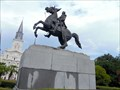 Image for Major General Andrew Jackson  -  New Orleans, LA