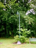 Image for William Stanley Plaque and Street Lamp - Great Barrington, MA