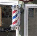 Image for Red Top Barbershop Pole - Rossland, British Columbia