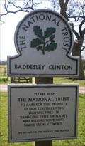 Image for Baddesley Clinton