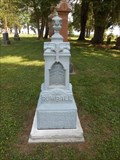 Image for Rumball - Clinton Cemetery, Clinton Ontario