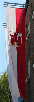 Image for Weilheim i.OB municipal flag