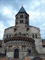 Image for Eglise Notre-Dame-du-Port - Chemins de Saint-Jacques-de-Compostelle en France - Clermont-Ferrand, France, ID=868-020
