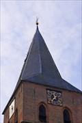 Image for RM: 20018 - Toren Witte of Sint-Lambertuskerk - Hardenberg