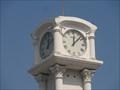 Image for Wat Koh Loy Park Clock—Chonburi, Thailand.