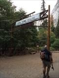 Image for Half Dome Village Welcome Arch - Yosemite, CA