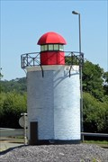 Image for Replica Lighthouse - Burry Port, Carmarthenshire, Wales.
