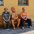 Image for Loriot-Bench at Town Hall - Brandenburg, Germany