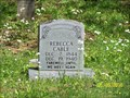 Image for Cable Cemetery - Great Smoky Mountains National Park, TN