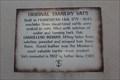 Image for Original Tannery Vats -- Mission San Gabriel Archangel, San Gabriel CA