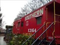 Image for Southern X3164 - Class of 1939, Caboose Garden, Clemson, SC