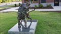 Image for Lion Statue at PCA - Murfreesboro,  TN