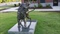 Image for Lion Statue at PCA - Murfreesboro,  TN