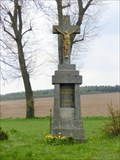Image for Christian Cross - Semikovice, Czech Republic