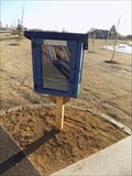 Image for Little Free Library will be in Scissortail Park - OKC, OK