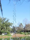 Image for 'Virlane Tower' by Kenneth Snelson - New Orleans, LA