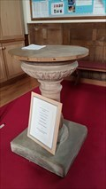 Image for Baptism Font - St Leonard - Birdingbury, Warwickshire