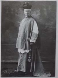 """Parish Priest from 1926-1941, from: """"St Mary"""