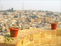 Image for Jaisalmer from Jaisalmer Fort Rooftop - Rajasthan, India