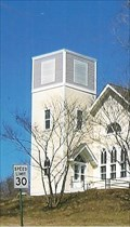Image for Pilgrim UCC Church Bell Tower - Labadie, MO