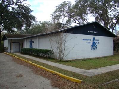 Middleburg Masonic Lodge # 107 - Middleburg, Florida