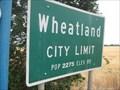 Image for Wheatland, California