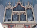 Image for Organ at church, Kirchenorgel - Rysum, Germany