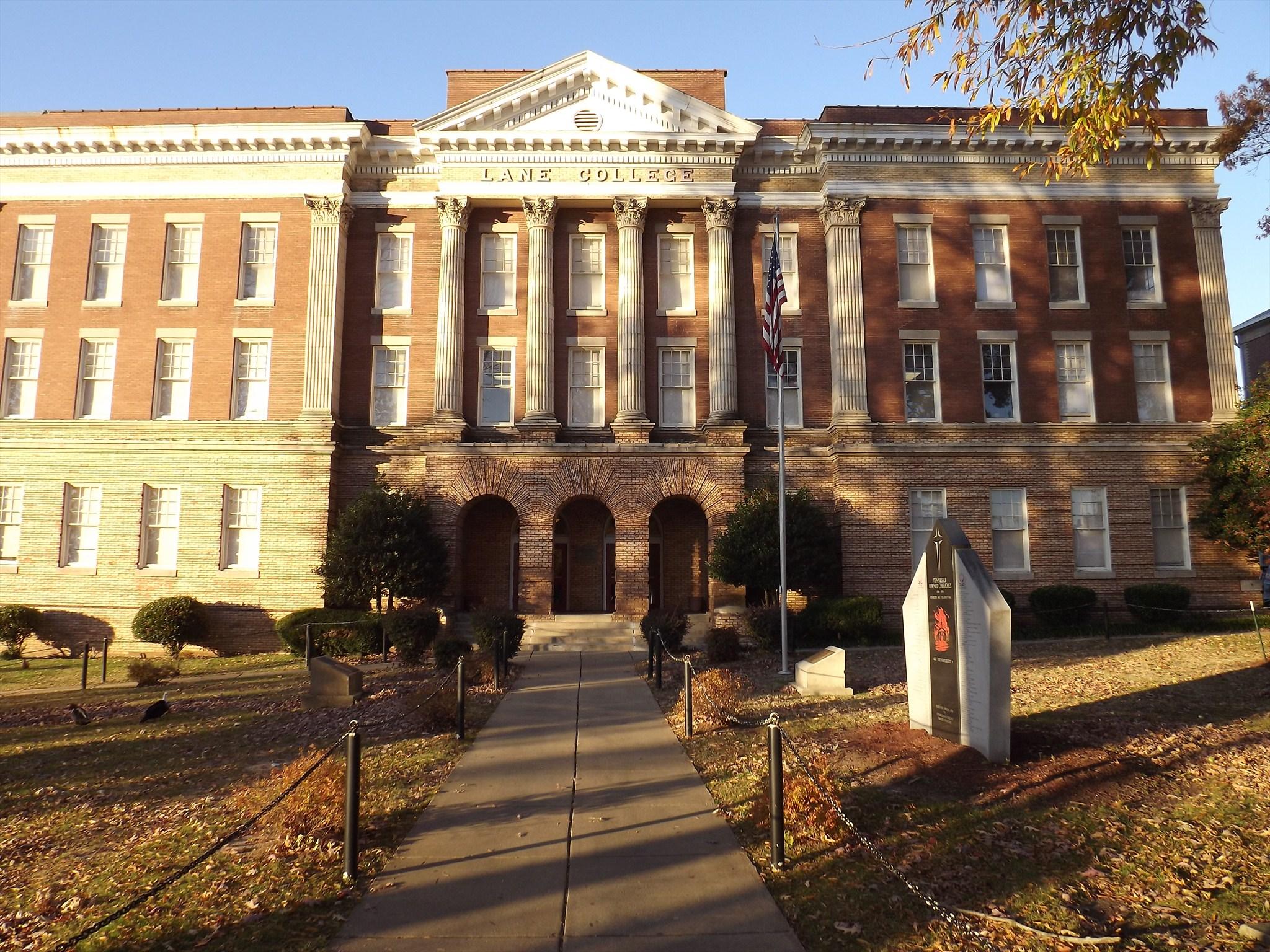 lane college historic district jackson tennessee image