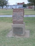 Image for Santa Fe Trail Marker - Dodge City, Kansas