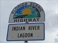 Image for Indian River Lagoon - Treasure Shores Beach Park - Florida, USA