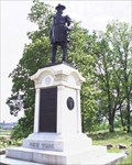 Image for General John Cleveland Robinson, Gettysburg, Pennsylvania